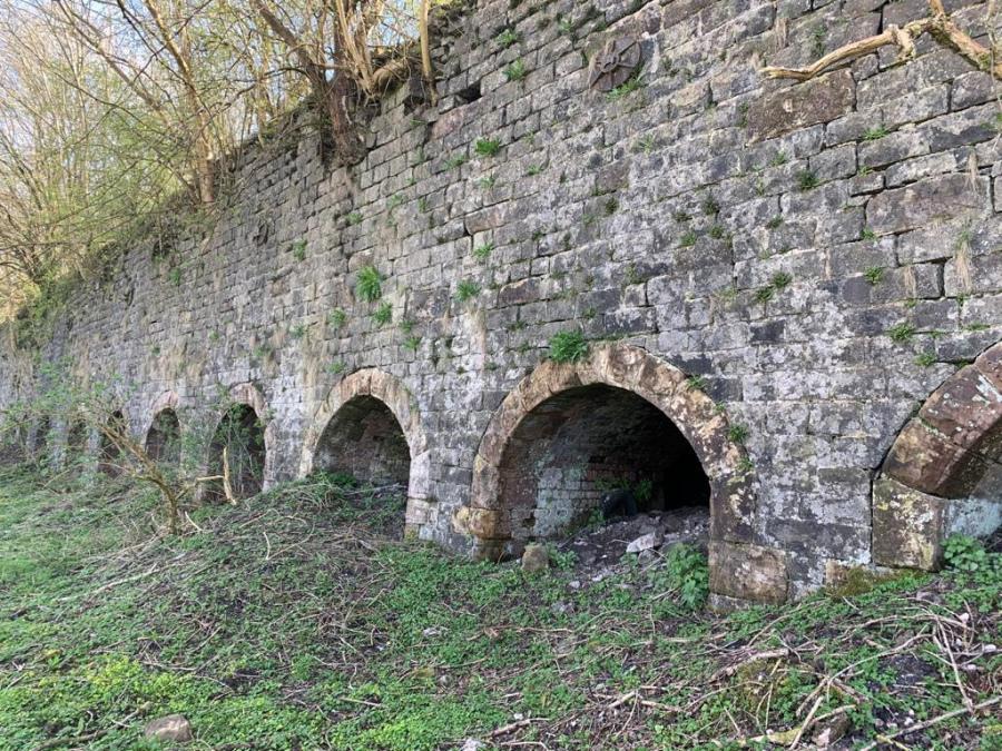 Dawn Croal: The Cambusbarron lime kilns