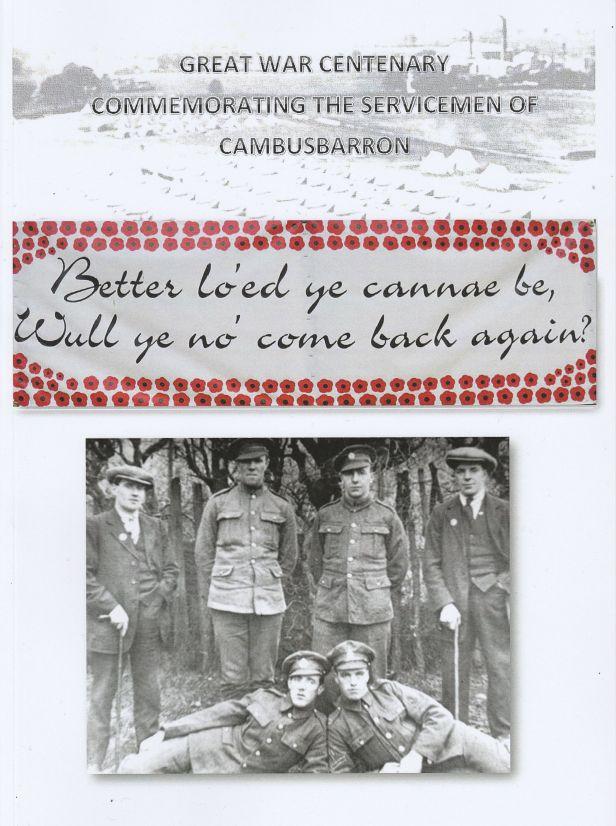 Great War Centenary